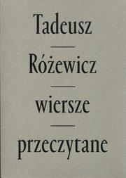 Wiersze Przeczytane Z Płytą Cd Różewicz Tadeusz Księgarnia