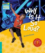 Why Is It So Loud? Level 5 Factbook, Brasch Nicolas
