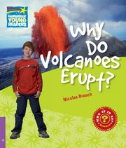 Why Do Volcanoes Erupt? 4 Factbook, Brasch Nicolas
