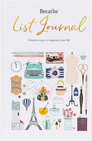 Breathe: List Journal,