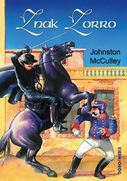 Znak Zorro, Johnston McCulley